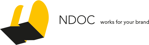 NDOC.nl works for your brand